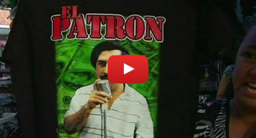 Publicación de Youtube por BBC News Mundo: Las ganancias que genera Pablo Escobar después de muerto