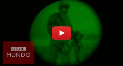 Publicación de Youtube por BBC News Mundo: A la caza de Otoniel, el narco más buscado de Colombia