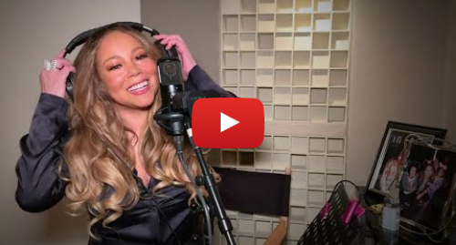 Youtube post by Mariah Carey: Mariah Carey - Always Be My Baby (Live at iHeart Living Room Concert For America)