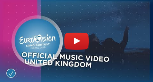 Youtube post by Eurovision Song Contest: Michael Rice - Bigger Than Us - United Kingdom 🇬🇧 - Official Music Video - Eurovision 2019