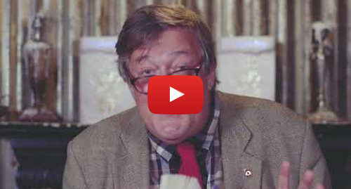 Youtube post by Foyles: Mythos  Stephen Fry reads from his retelling of Ancient Greek myths