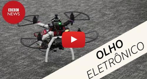 YouTube post de BBC News Brasil: Empresas japonesas estão usando drones para evitar que as pessoas trabalhem demais