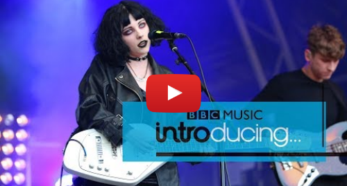 Youtube post by BBC Music: Pale Waves - Television Romance (Reading + Leeds 2017)