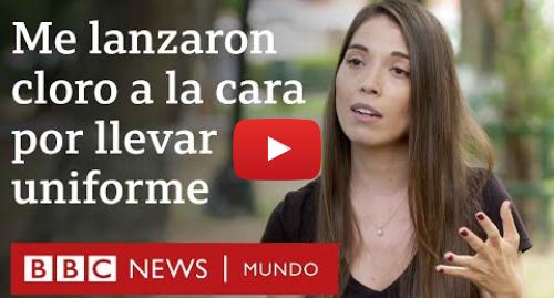Publicación de Youtube por BBC News Mundo: México  los violentos ataques al personal de la salud en medio de la pandemia | BBC Mundo