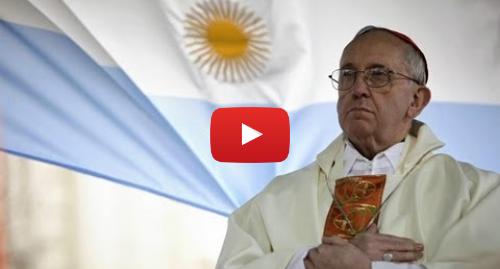 Publicación de Youtube por BBC News Mundo: Francisco, el Papa que llegó desde el fin del mundo