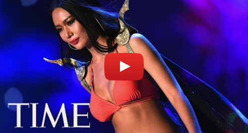 Yutube โพสต์โดย TIME: YouTuber Could End Up In Court After Criticizing Miss Universe Gown Designed By Thai Princess | TIME