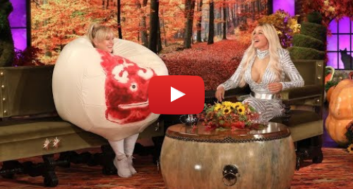 Youtube post by TheEllenShow: Rebel Wilson Is Proud to Represent Plus-Sized Women in 'Isn't It Romantic'