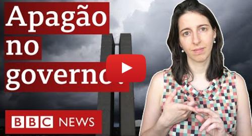 YouTube post de BBC News Brasil: Risco de 'apagão' nos serviços públicos gera debate  teto de gastos deve ser revisto?