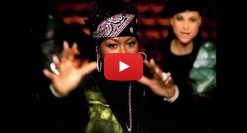 Youtube post by Missy Elliott: Missy Elliott - One Minute Man feat. Ludacris [Official Video]