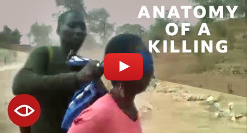 Youtube post by BBC News Africa: Cameroon  Anatomy of a Killing