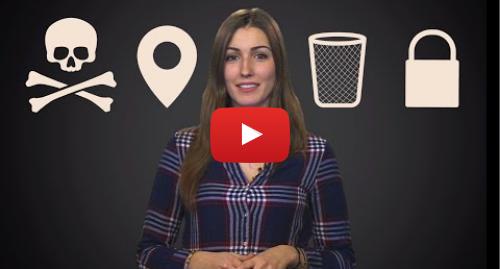 Publicación de Youtube por BBC News Mundo: Cómo proteger tus datos en Internet