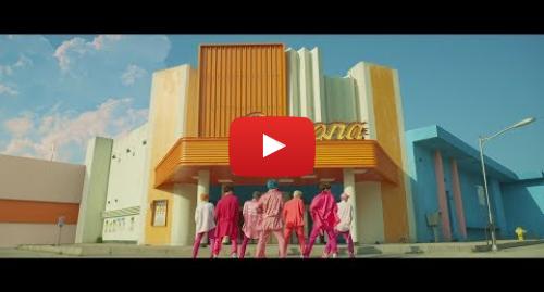 Youtube post by ibighit: BTS (방탄소년단) '작은 것들을 위한 시 (Boy With Luv) feat. Halsey' Official MV