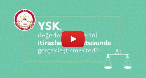 AK Parti tarafından yapılan Youtube paylaşımı: Bir zarfta 4 pusula var neden 1'i iptal edildi de 3'ü iptal edilmedi?