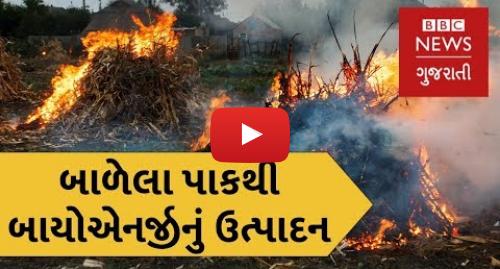 Youtube post by BBC News Gujarati: બાળેલા પાકથી કઈ રીતે બાયોએનર્જીનું ઉત્પાદન થઈ રહ્યું છે? (બીબીસી ન્યૂઝ ગુજરાતી)
