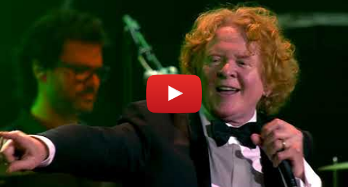 Youtube post by Simply Red: Simply Red  - Fairground (Symphonica In Rosso)