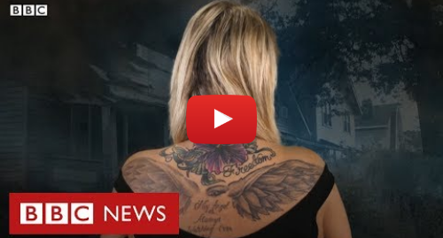 YouTube post de BBC News Brasil: Nova tatuagem marca nova vida de vítima de exploração sexual