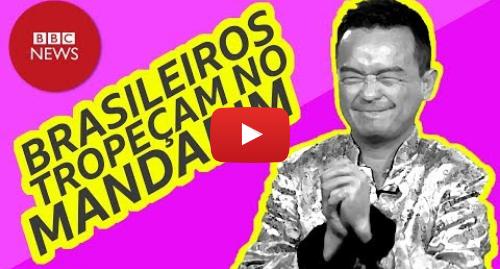 YouTube post de BBC News Brasil: Quando brasileiros tentam falar mandarim