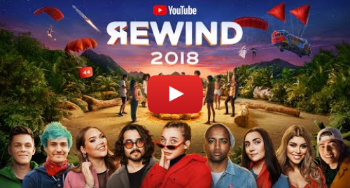 Youtube post by YouTube: YouTube Rewind 2018  Everyone Controls Rewind | #YouTubeRewind