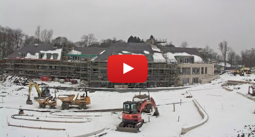 Youtube post by The Prince & Princess of Wales Hospice: New Build Time-lapse | April 2018 Update | PPWH