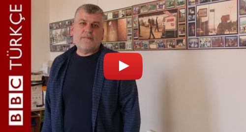 BBC News Türkçe tarafından yapılan Youtube paylaşımı: Çocuk işçi oğlunu kaybeden baba Eroğlu  Davalarda cezasızlık devam ettikçe iş cinayetleri artar