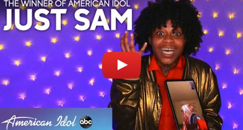 Youtube post by American Idol: AND THE WINNER IS... JUST SAM - American Idol 2020 on ABC