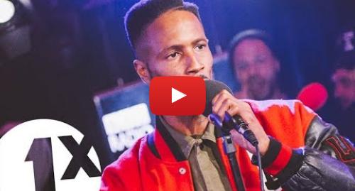 Youtube post by BBC Radio 1Xtra: D Double E - Shenanigans @ 1Xtra's Xmas Party
