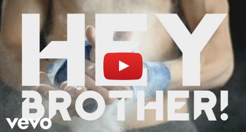 Publicación de Youtube por AviciiOfficialVEVO: Avicii - Hey Brother (Lyric)