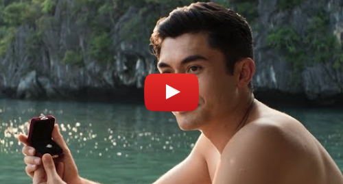 Youtube post by Warner Bros. Pictures: CRAZY RICH ASIANS - Official Trailer 1