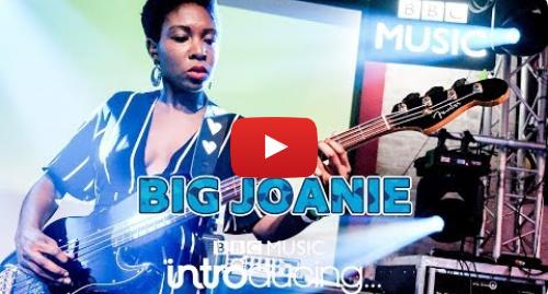 Youtube post by BBC Music: Big Joanie - It's You (SXSW 2019)