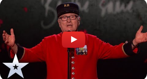Youtube post by Britain's Got Talent: Colin Thackery melts our heart with 'Love Changes Everything' | The Final | BGT 2019