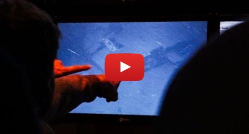 Publicación de Youtube por BBC News Mundo: ARA San Juan  el momento en que encontraron el submarino desaparecido