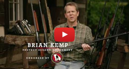 Youtube пост, автор: Conservative1001BG: Brian Kemp's Badass Georgia Governor Campaign Ad