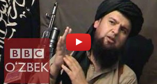 Youtube post by BBC Uzbek: 'Тоҳир Йўлдошнинг ўғли Дарзобга келган' - BBC O'zbek