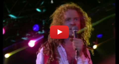 Youtube post by Simply Red: Simply Red  - Stars (Live In Montreux, 1992)