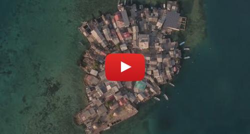 Publicación de Youtube por BBC News Mundo: Santa Cruz del Islote, la isla artificial más densamente poblada del mundo