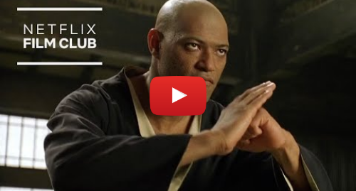 Youtube post by Netflix Film Club: Why The Matrix Is a Trans Story According to Lilly Wachowski | Netflix