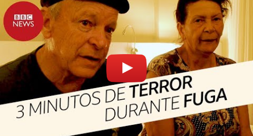 """YouTube post de BBC News Brasil: Brumadinho  casal de idosos descreve fuga sob """"som assustador"""""""