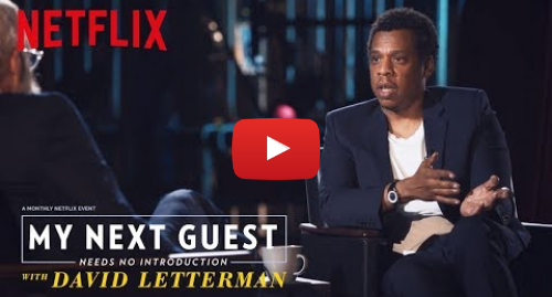 Youtube post by Netflix: JAY-Z Discusses His Mother's Coming Out Story | My Next Guest Needs No Introduction | Netflix