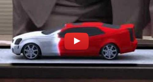 Publicación de Youtube por davidchiu21: Claytronics - Physical Dynamic Rendering