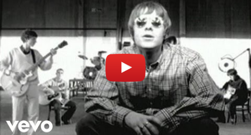 Youtube post by OasisVEVO: Oasis - Wonderwall