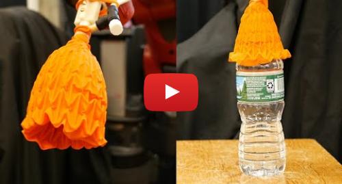پست یوتیوب از MITCSAIL: Origami Robot Gripper