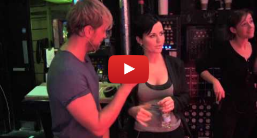 Youtube post by The Voice of Ireland: Backstage with Dolores O'Riordan - The Voice of Ireland Series 3