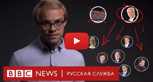 Youtube пост, автор: BBC News - Русская служба: Что решает Мосгордума и должен ли Собянин ее бояться