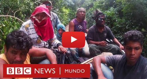 Publicación de Youtube por BBC News Mundo: Guardianes del Amazonas  reportaje especial