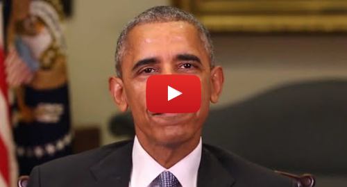 Youtube допис, автор: BuzzFeedVideo: You Won't Believe What Obama Says In This Video! 😉