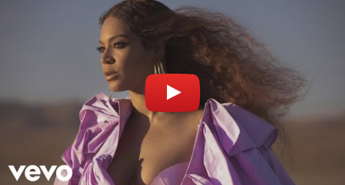 "Youtube post by BeyoncéVEVO: Beyoncé - SPIRIT (From Disney's ""The Lion King"" - Official Video)"
