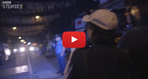 Publicación de Youtube por BBC News Mundo: Las muertes a sangre fría en la guerra contra las drogas en Filipinas
