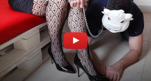 Publicación de Youtube por BBC News Mundo: Findom  cómo es ser una dominatrix financiera en España   MINI-DOCUMENTAL