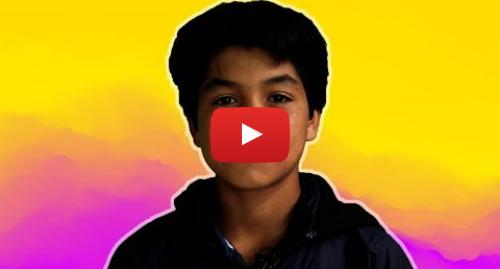 Publicación de Youtube por BBC News Mundo: Jhojan, el