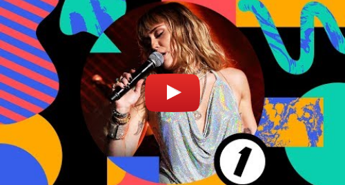 Youtube post by BBC Radio 1: Mark Ronson - Nothing Breaks Like A Heart (feat. Miley Cyrus) (Radio 1's Big Weekend 2019)
